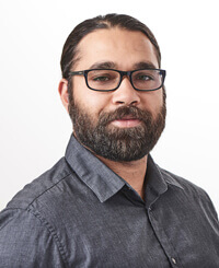Zain Ali - Client Care Manager