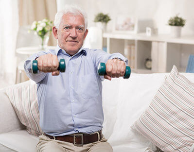 6 Easy Exercies for Elders to Perform at Home in Edmonton, AB