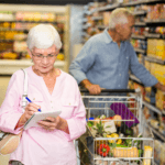 Healthy Grocery Shopping List for Older Adults