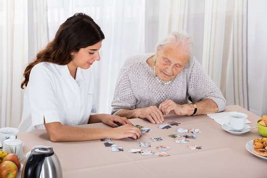 How to Stimulate Memory in Seniors with Dementia in Edmonton, AB