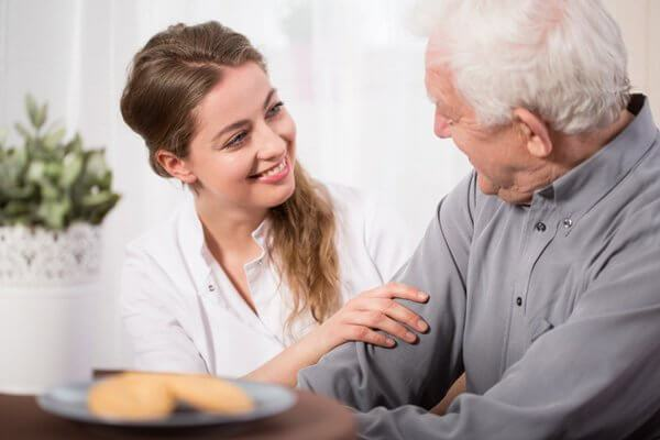Elderly Caregiver Edmonton