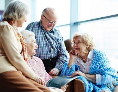 Promoting Socialization in Sedentary Seniors in Edmonton, AB