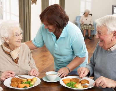 Importance of Nutrition in Older Adults in Edmonton, AB