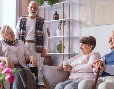 How Can Parkinson's Affect Social Life of Seniors in Edmonton, AB