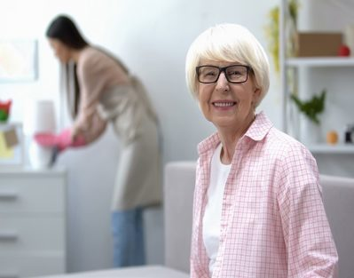 Helping a Senior with Poor Hygiene in Edmonton, AB