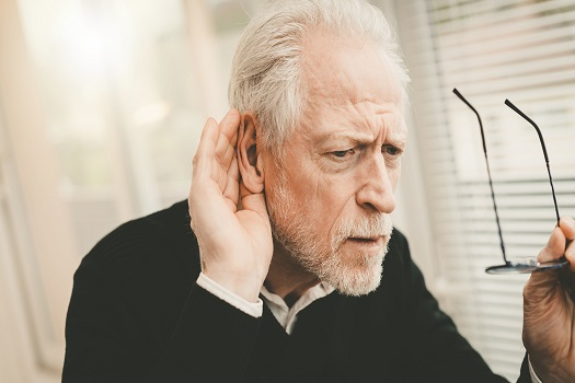 Changes in the 5 Senses that Accompany Aging in Edmonton, AB