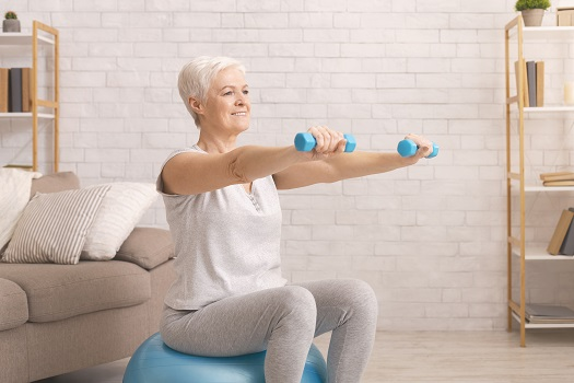 What Type of Exercise Equipment Should the Elderly Use in Edmonton, AB