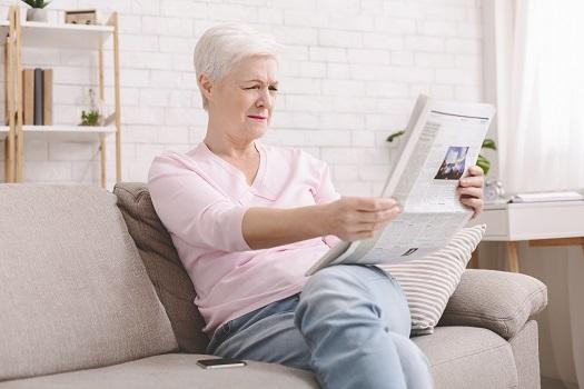 Signs of Decreasing Eyesight in Seniors in Edmonton, AB
