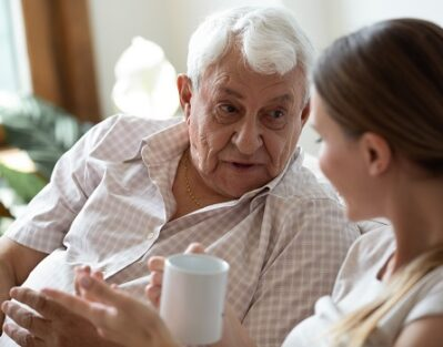Caring for an Older Loved One without Damaging the Relationship in Edmonton, AB