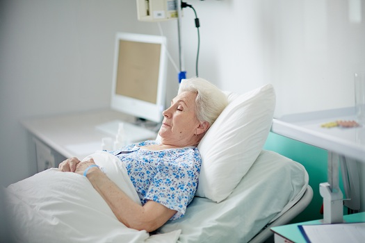 Things to Do When Your Senior Loved One Is Hospitalized in Edmonton, AB