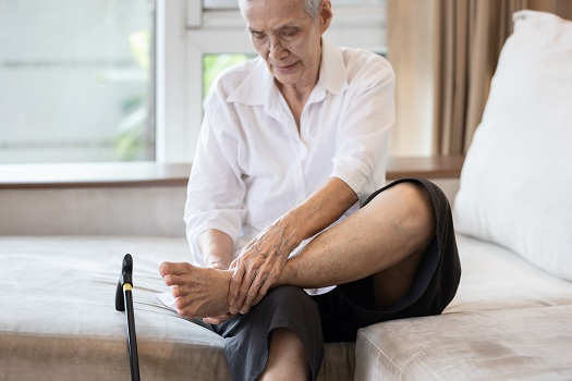 Why Is Regular Foot Care Crucial for Older Adults in Edmonton, AB
