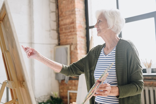 Amazing Ways for Seniors to Exercise Their Creativity in Edmonton, AB
