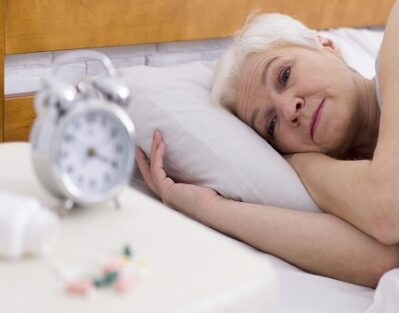 REM Sleep Disorder in Seniors with Parkinson in Edmonton, AB