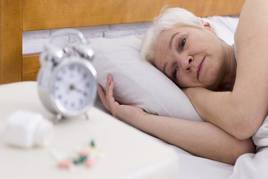 REM Sleep Disorder in Seniors with Parkinson in Edmonton, AB