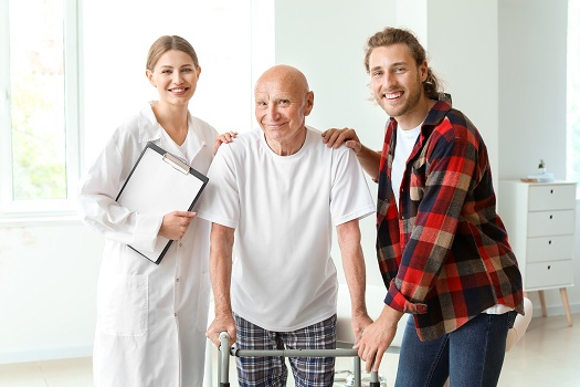 How to Care for an Elderly Parent Who's Had a Heart Attack in Edmonton, AB