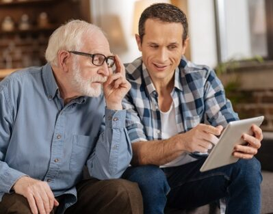 Ways to Talk to an Aging Parent About Future Plans in Edmonton, AB