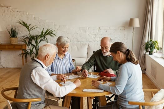 Sit-Down Games for Aging Adults to Enjoy in Edmonton, AB