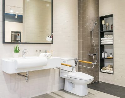 Bathroom Safety for Seniors in Edmonton, AB